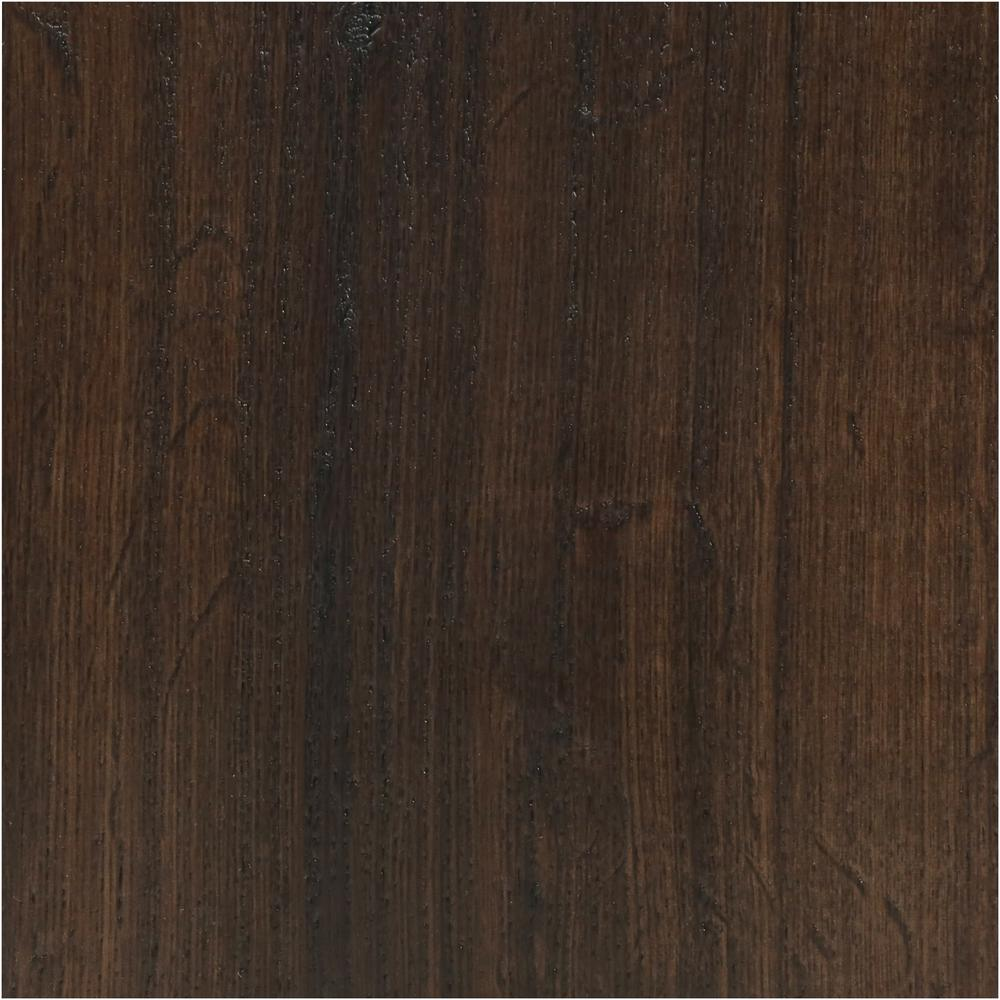 TrafficMASTER Allure Ultra 7.5 In. X 47.6 In. Espresso Oak Luxury Vinyl  Plank Flooring