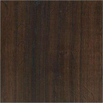 Take Home Sample - Allure Ultra Espresso Oak Luxury Vinyl Flooring - 4 in. x 4 in.