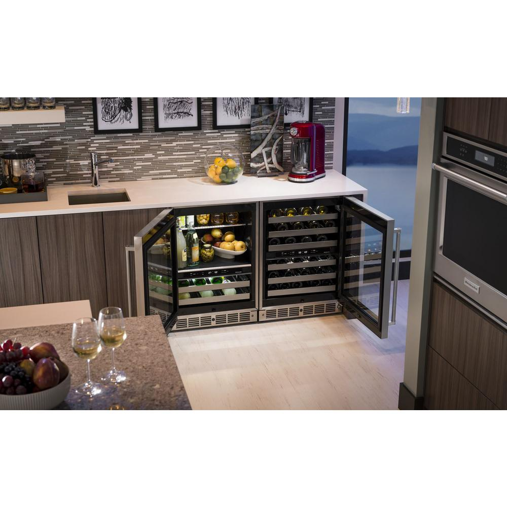 14 Bottle Wine Cooler Kubl304ess