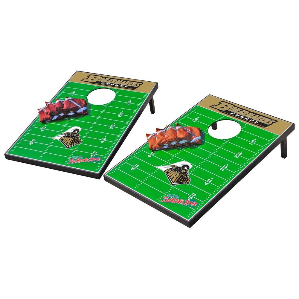 Wild Sports Purdue Boilermakers Tailgate Cornhole Toss