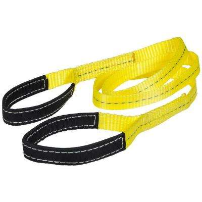 1 in. x 6 ft. 1 Ply Lift Sling with Flat Loop