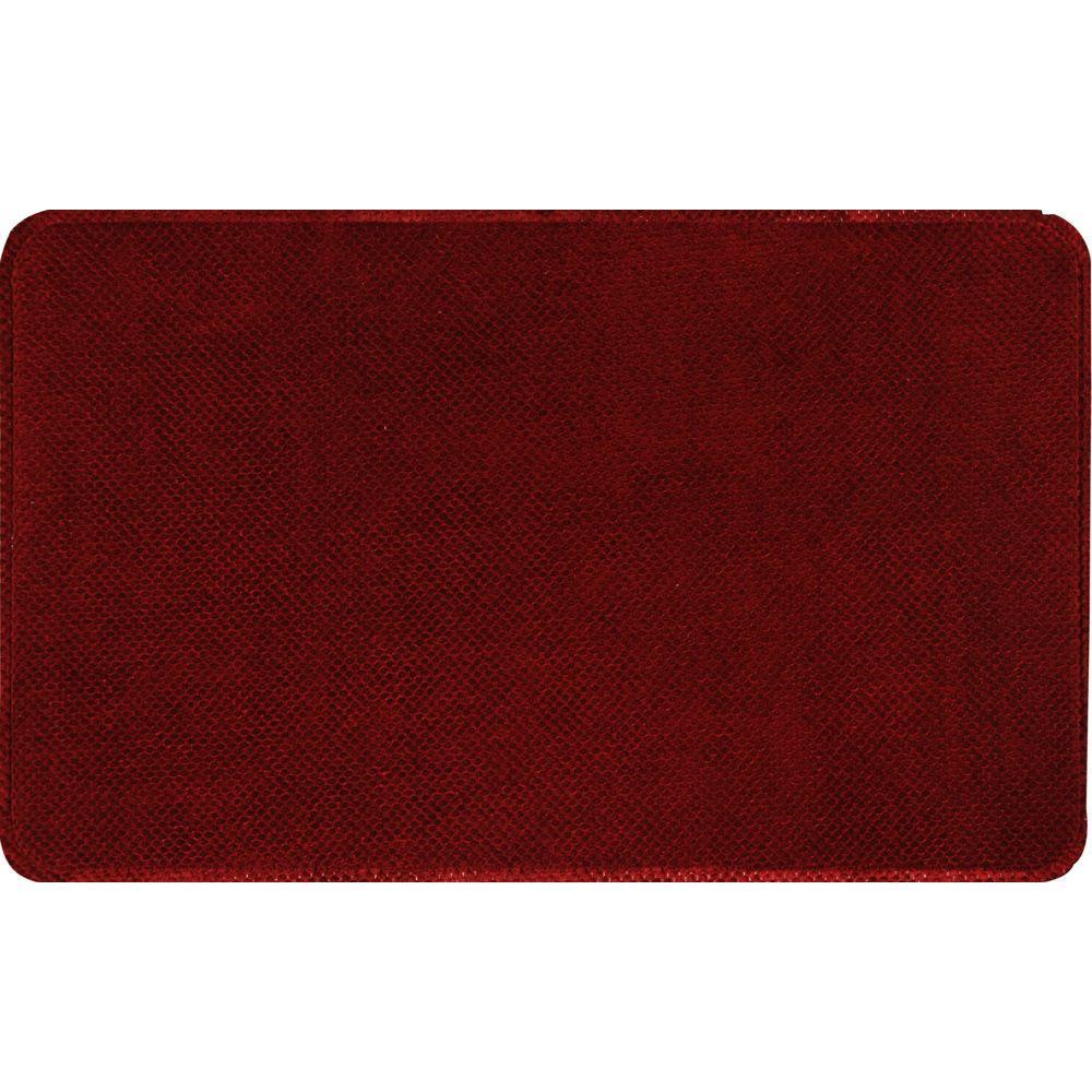 Relief RLM-Burgundy 20 in. x 30 in. Anti Fatigue Comfort Mat