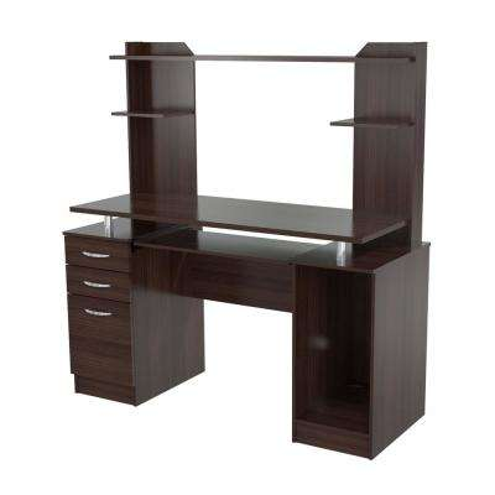 Espresso Wengue Computer Furniture