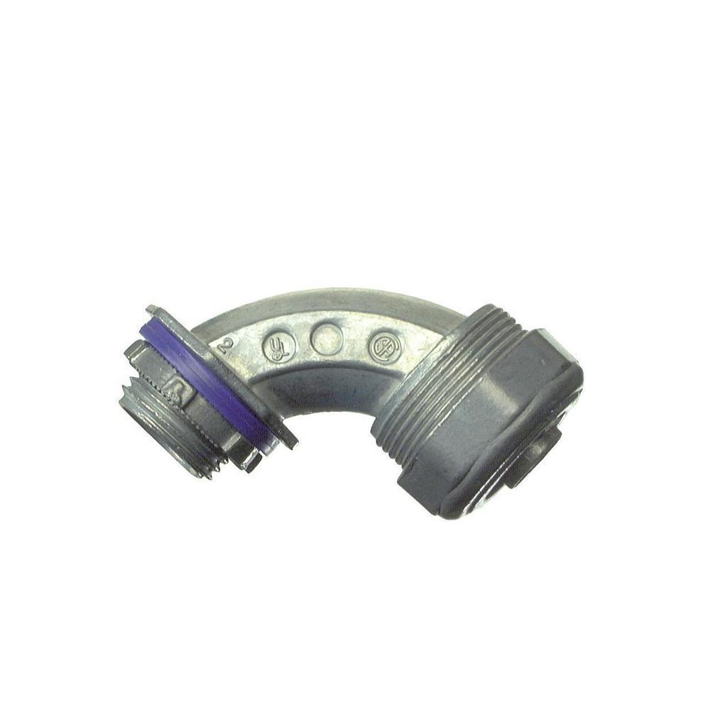1 in. 90° Liquid-Tight Connector