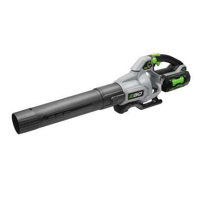 Reconditioned 168 MPH 580 CFM 56V Lithium-Ion Cordless Variable-Speed Blower, 5.0 Ah Battery and Charger Included