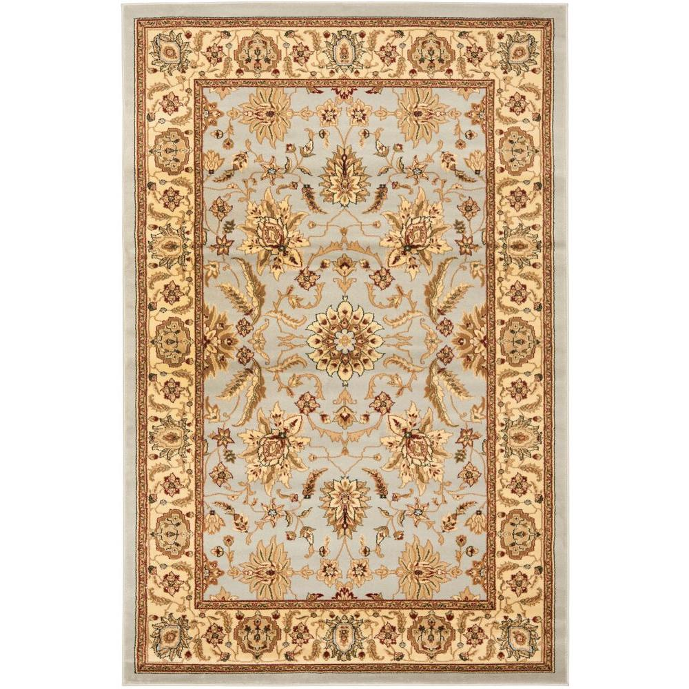 Area Rugs Home Depot: Safavieh Lyndhurst Gray/Beige 6 Ft. X 9 Ft. Area Rug