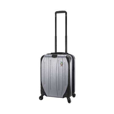 Ferro 20 in. Aluminum Carry-On Hardside Spinner Suitcase