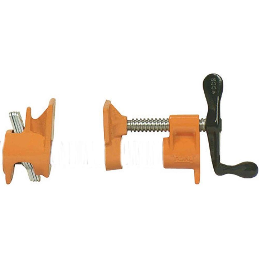 Pony Adjustable 3/4 in. Pipe Clamp