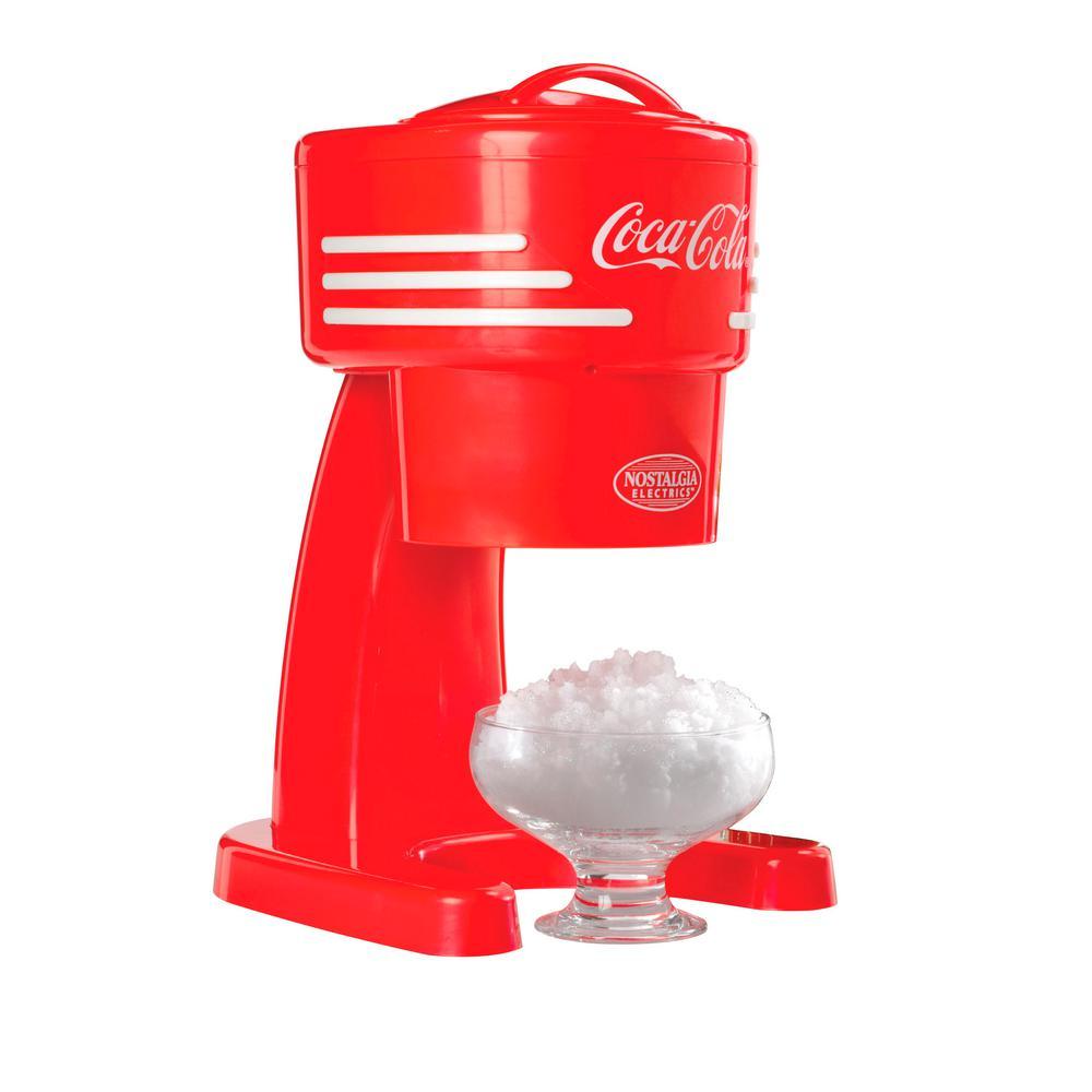 Nostalgia Electrics Coca-Cola Series Shaved Ice Machine