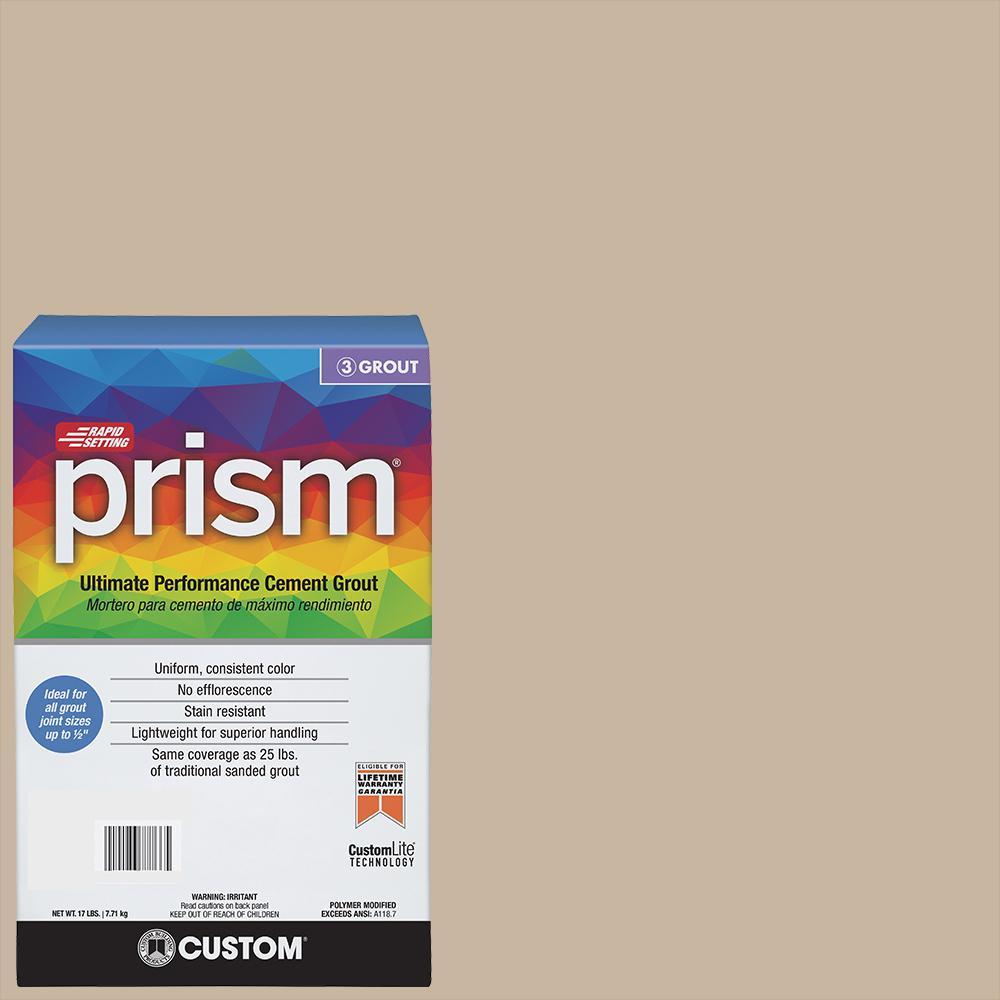 Prism #101 Quartz 17 lb. Grout