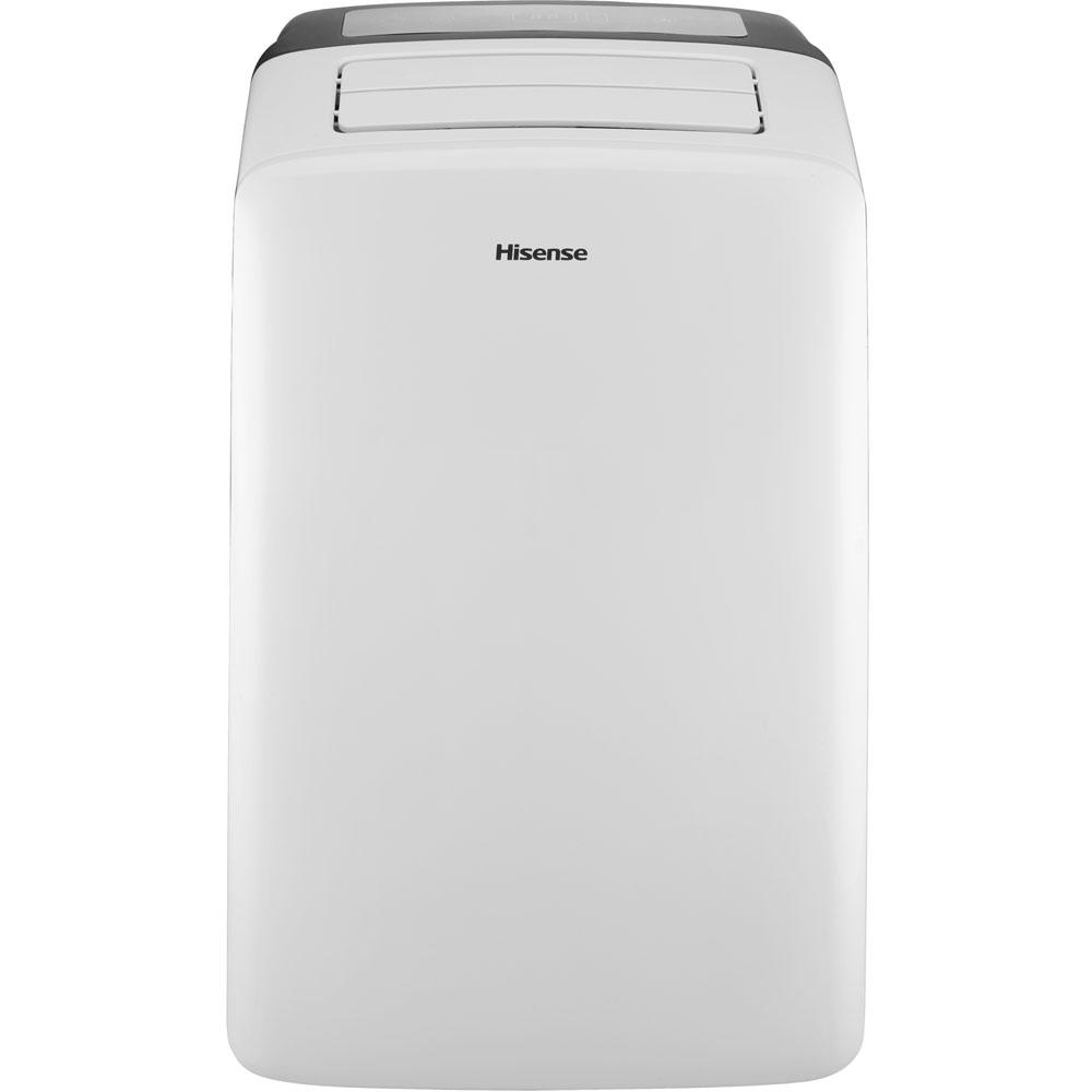 8,000 BTU Portable Air Conditioner with Dehumidifier and I-Feel Temperature