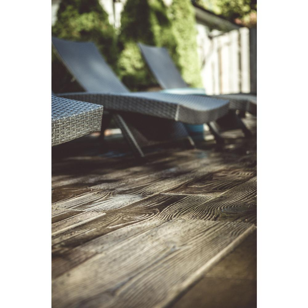 Natural Concrete Products Co 75 sq. ft. Barnwood Plank Patio-On-A-Pallet Paver Set in Brown-BPLANK - The Home Depot  sc 1 st  Home Depot & Natural Concrete Products Co 75 sq. ft. Barnwood Plank Patio-On-A ...