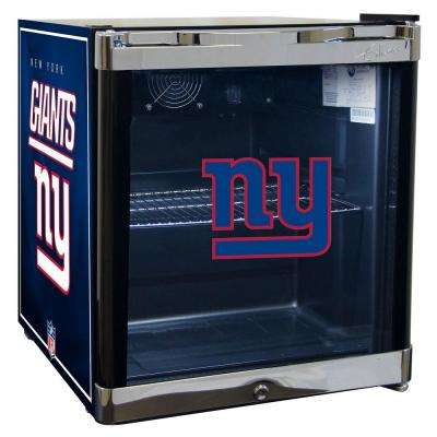 17 in. 20 (12 oz.) Can New York Giants Beverage Center