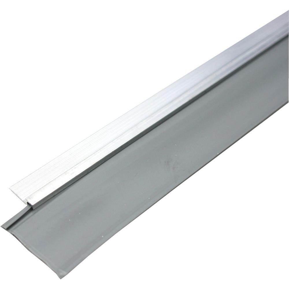 M D Building Products 36 In Silver Cinch Door Seal Bottom