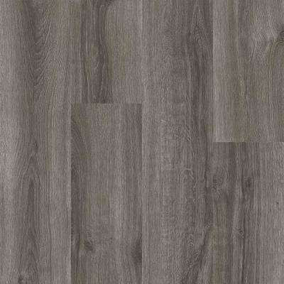 Natural Oak Cool Grey 6 in. Wide x 48 in. Length Click Floating Vinyl Plank (19.39 sq. ft./case)
