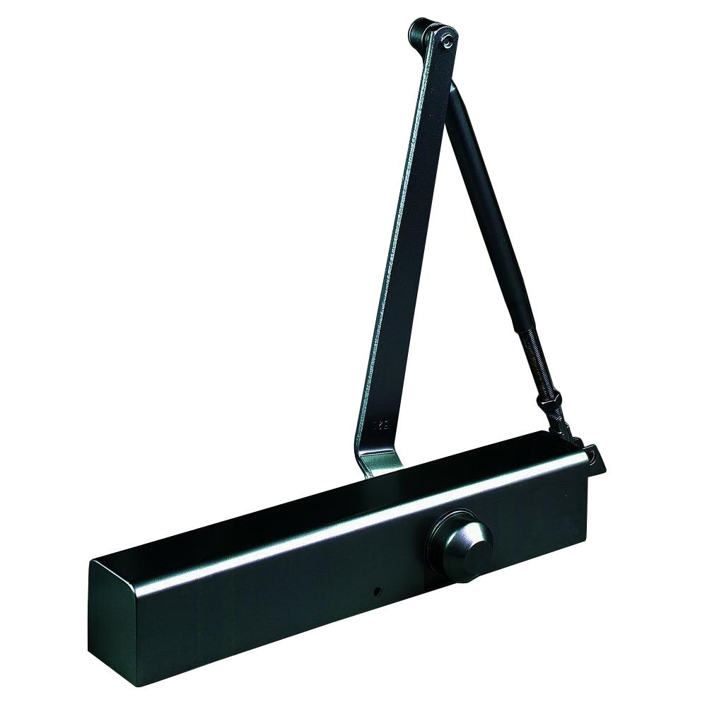 Commercial ADA Slim Line Door Closer in Duronotic - Sizes 1-4