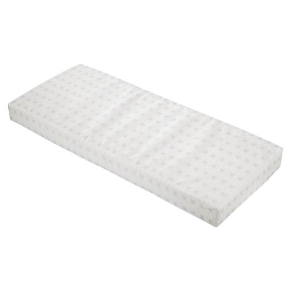 42 in. W x 18 in. D x 3 in. Thick Rectangular Outdoor Bench Foam Cushion Insert