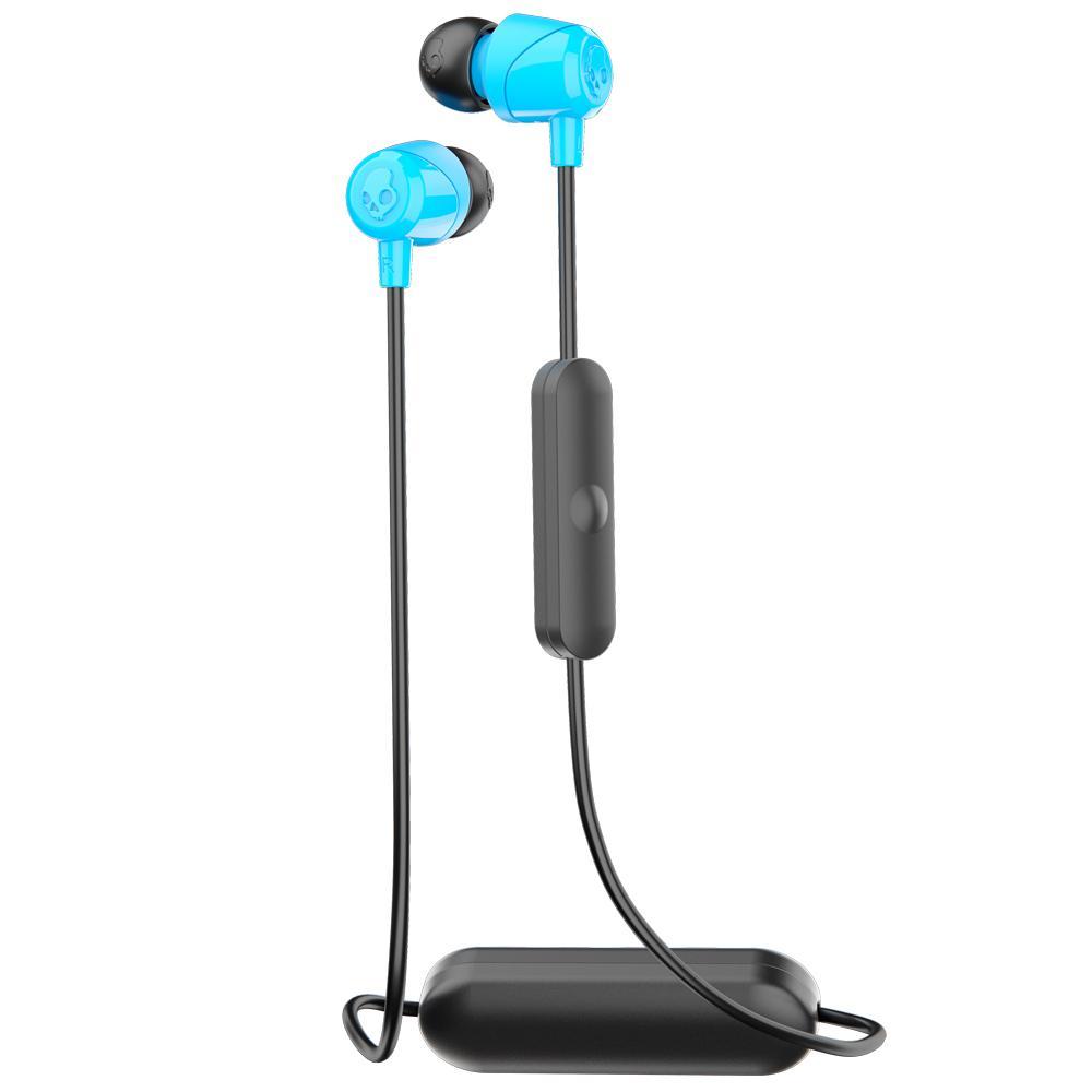 Jib Wireless Earbuds in Black/Blue