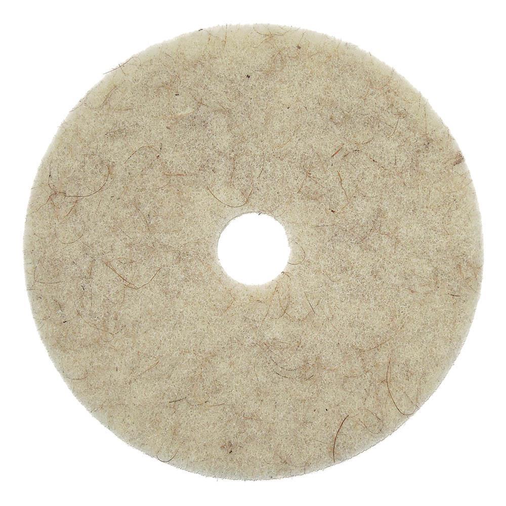 Glit 20 In Cocopad White Tan Coconut Scented Floor
