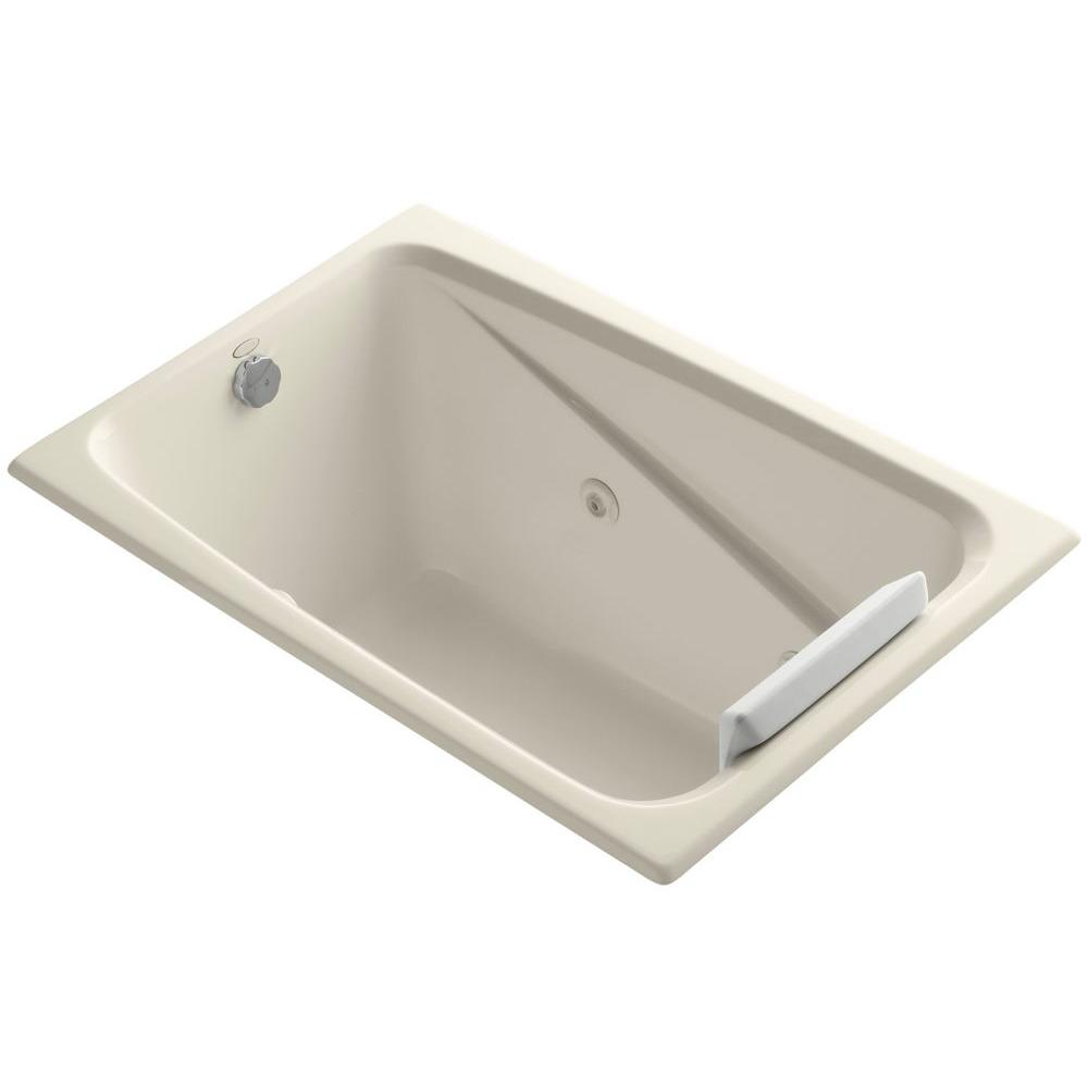Kohler greek 4 ft acrylic rectangular drop in non for 4 foot bath tub