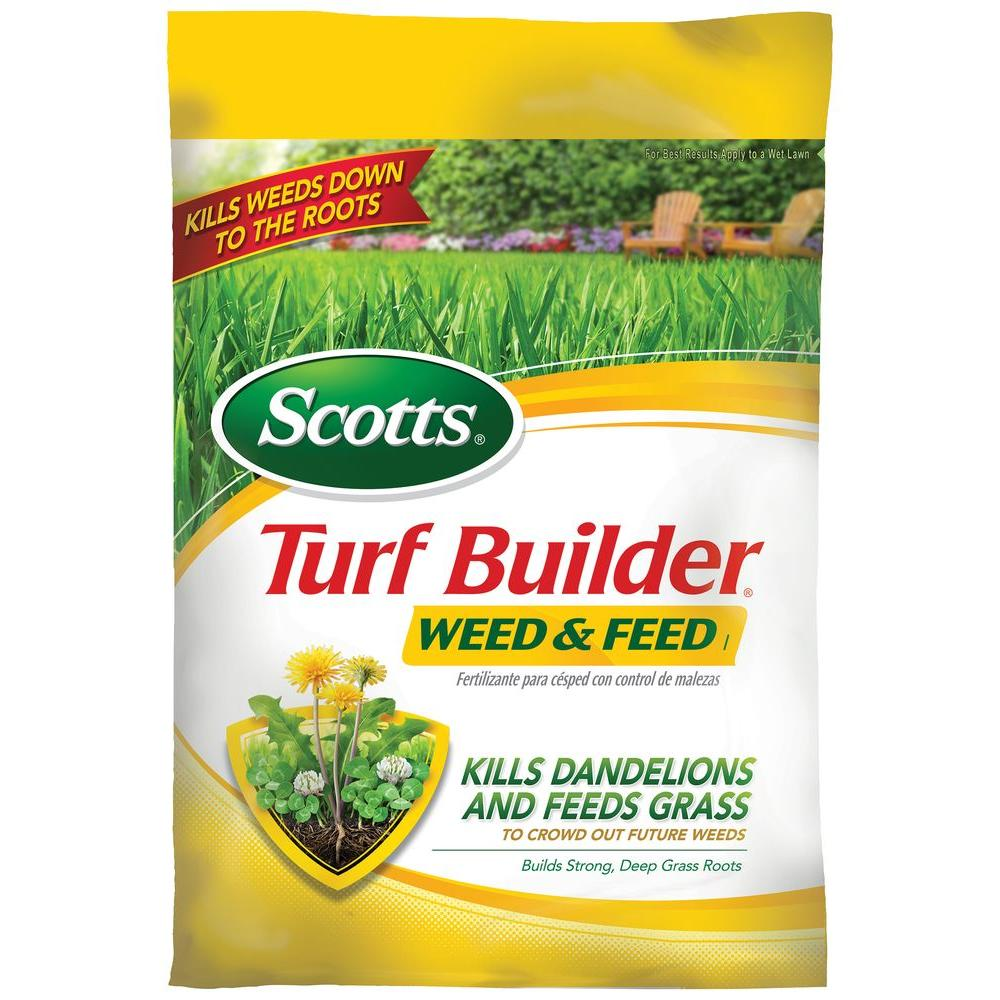Scotts Turf Builder 14.53 lb. 5M Weed and Feed