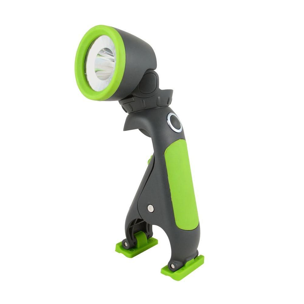 Clamplight LED Flashlight
