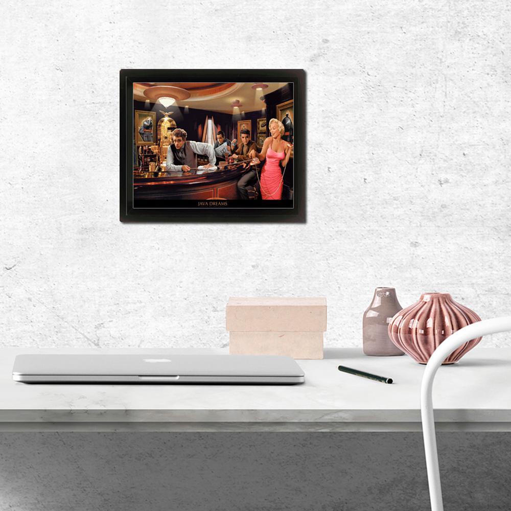 """""""Java Dreams - Chris Consani"""" Wall Art"""