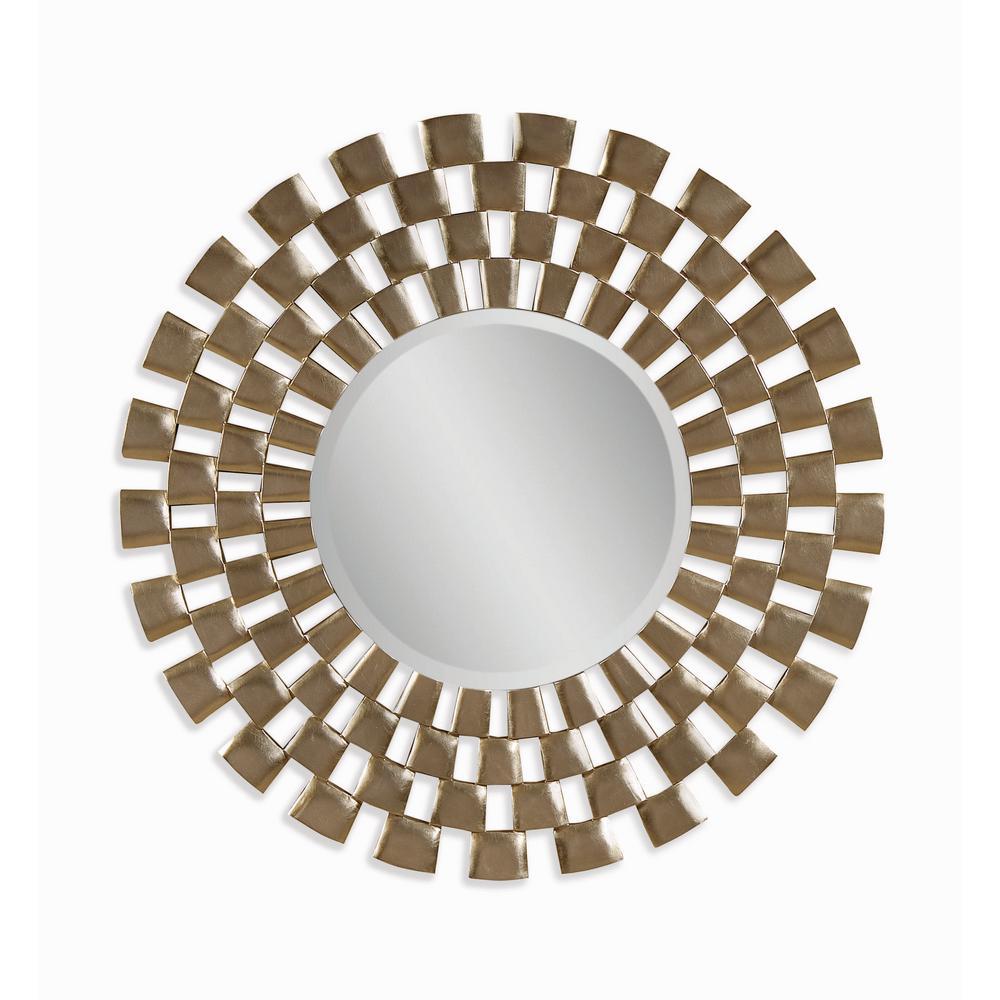 Chequers Decorative Wall Mirror