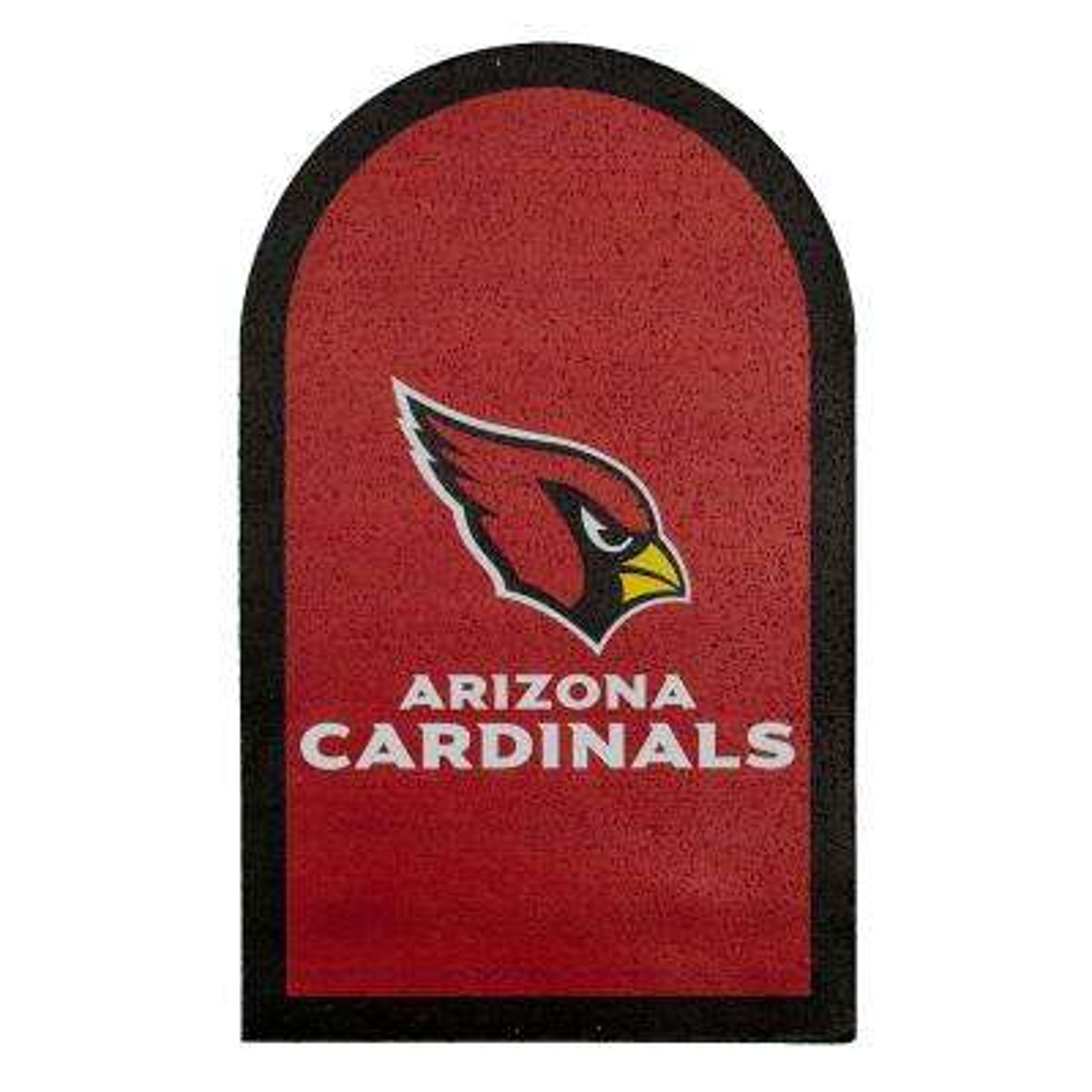 NFL Arizona Cardinals Mailbox Door Logo Graphic