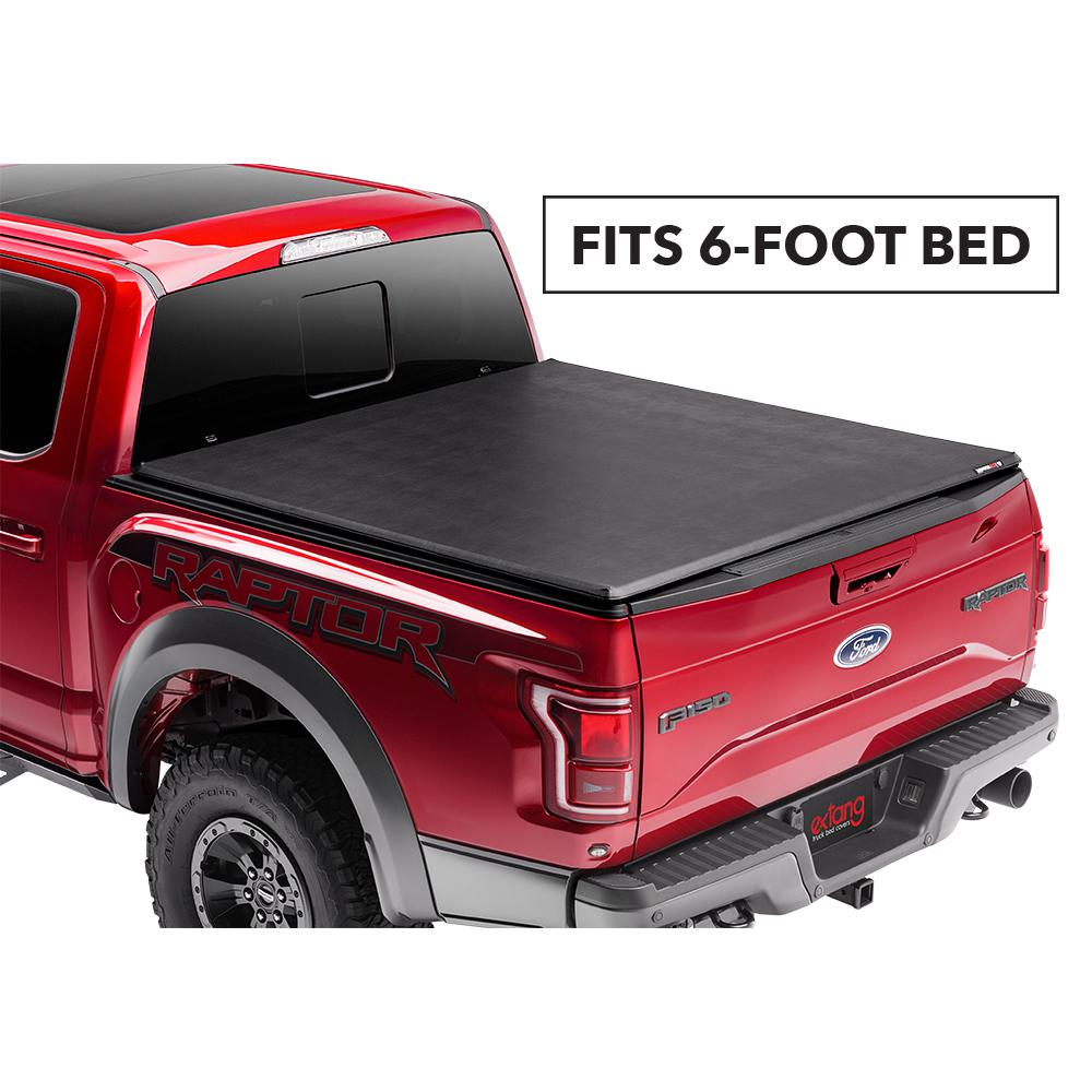 Extang Trifecta 2 0 Tonneau Cover For 82 11 Ford Ranger 94 11 Mazda B Series 6 Ft Bed 92630 The Home Depot