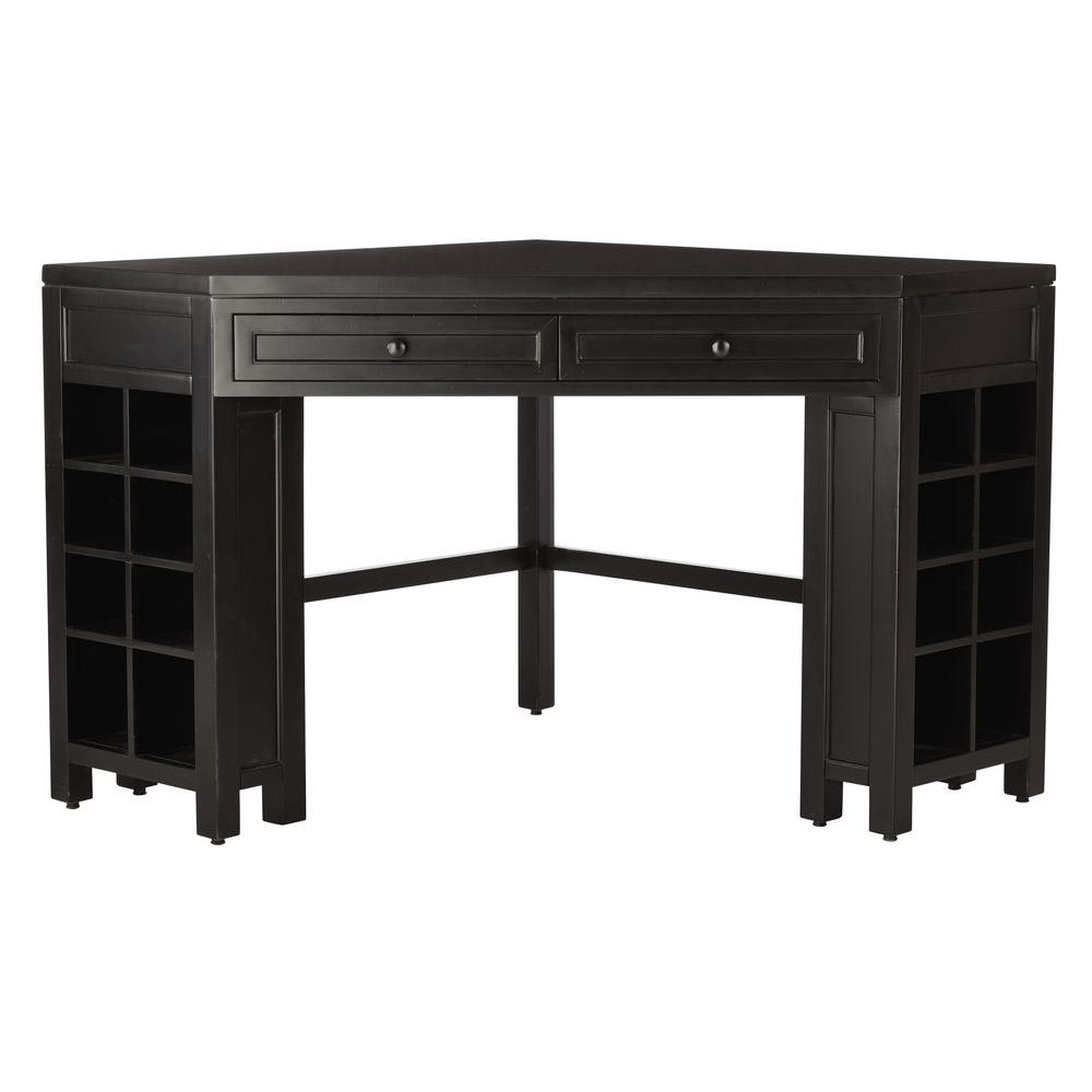 Martha Living Silhouette Corner Craft Table