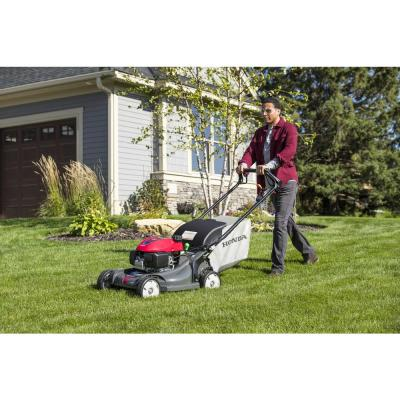 21 in. Nexite Deck Hydrostatic Cruise Control Gas Walk Behind Self-Propelled Mower with Blade Stop