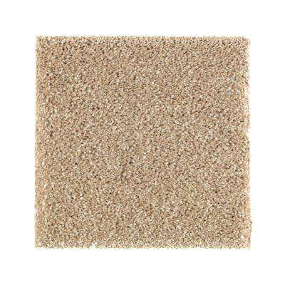 Carpet Sample - Whirlwind I - Color Speechless Texture 8 in. x 8 in.