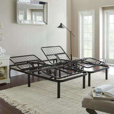 Silver Rest Split King Adjustable Bed Frame