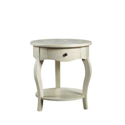 D'orsay Parsian White Console Table
