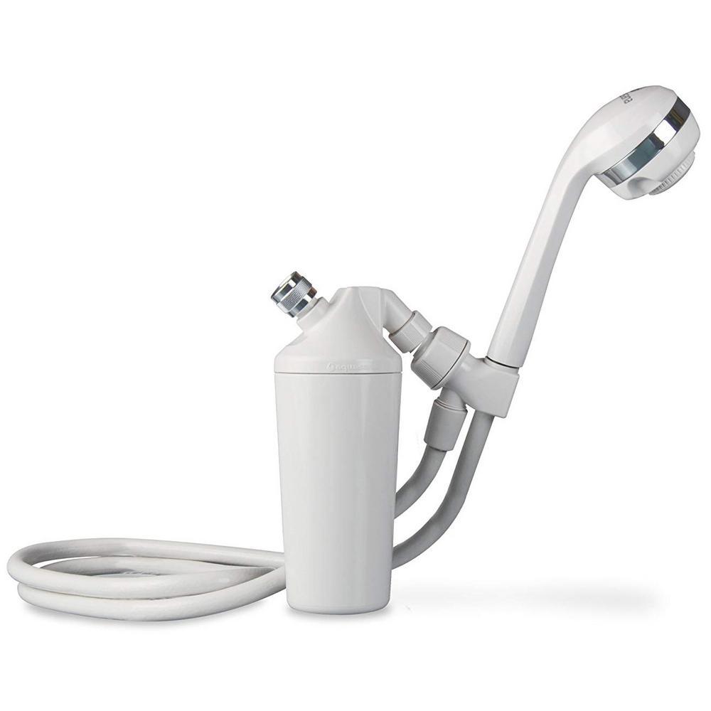 Aquasana Premium Shower Filter with Massaging Handheld Wand
