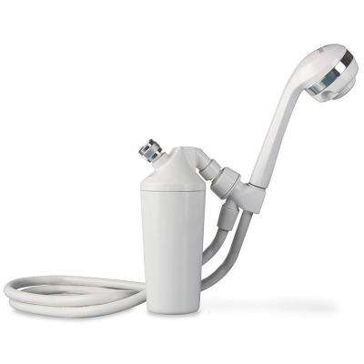 Premium Shower Filter with Massaging Handheld Wand