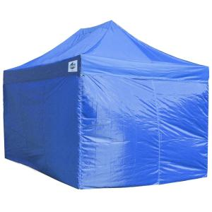 Universal Blue Side Walls for 10 ft. x 15 ft. Instant (4-Piece)