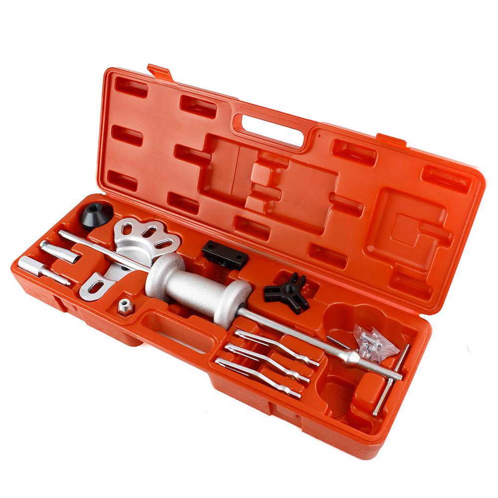 8-Way Slide Hammer and Puller Set