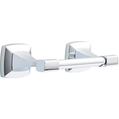 Portwood Pivot Arm Toilet Paper Holder in Chrome