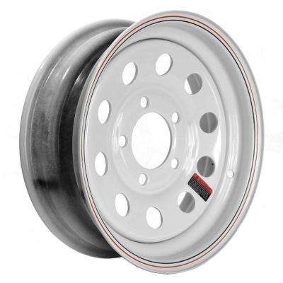 13x4.5 5-Hole 13 in. Steel Mod Trailer Wheel/Rim