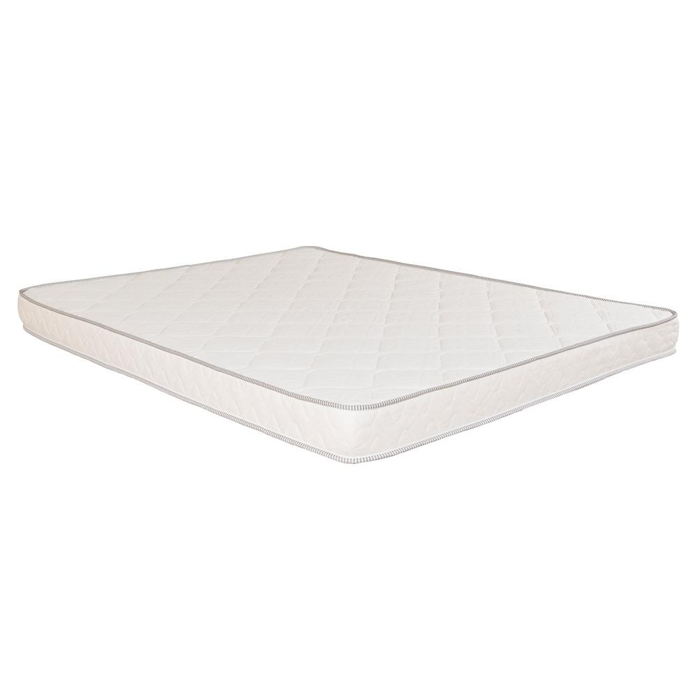 Primo international bari 6 in queen gel memory foam for Mattress depot