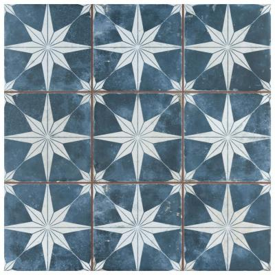 Harmonia Kings Star Sky 13 in. x 13 in. Ceramic Floor and Wall Tile (12.19 sq. ft./Case)