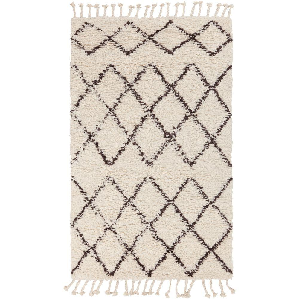 Yizhou Ivory 5 ft. x 7 ft. 6 in. Indoor Area
