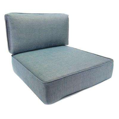 Fenton Replacement Outdoor Lounge Chair Cushion