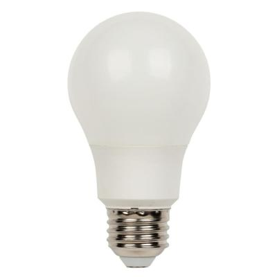 40W Equivalent Bright White Omni A19 Dimmable LED Light Bulb