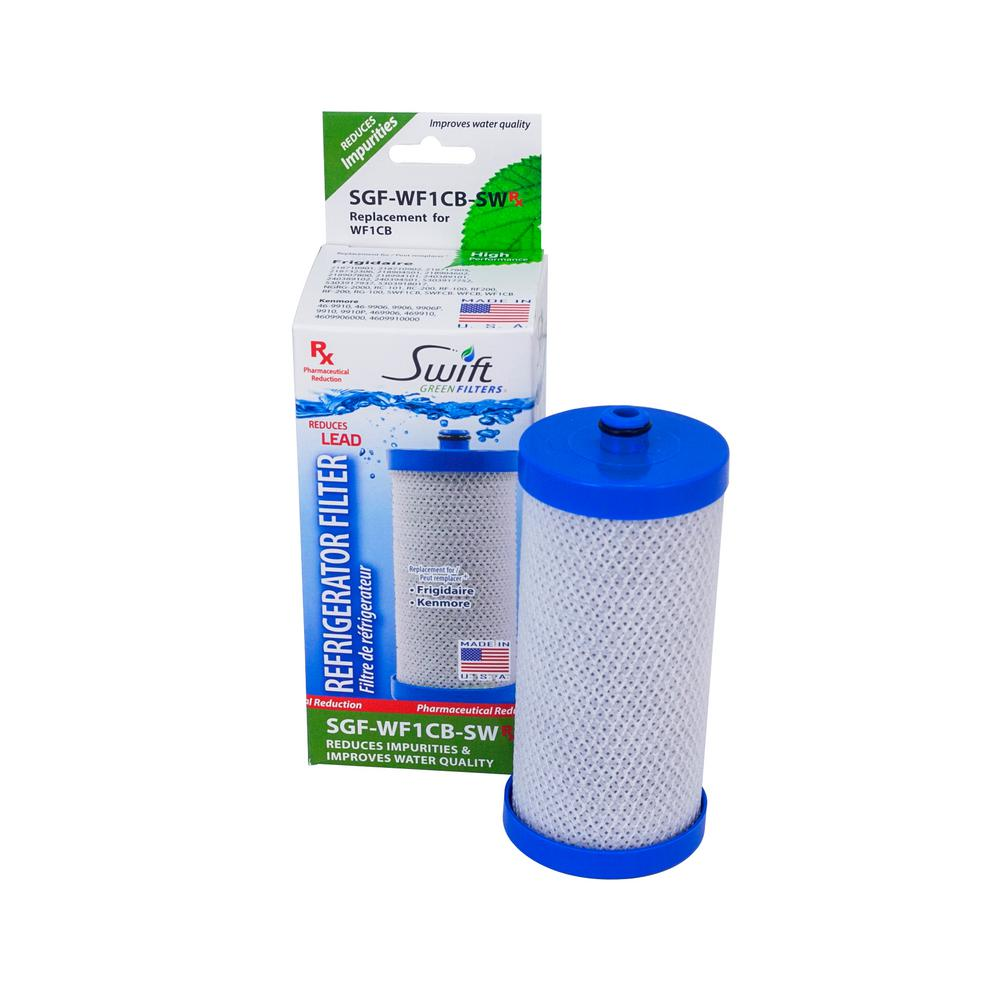 Frigidaire WF1CB Compatible Refrigerator Water Filter