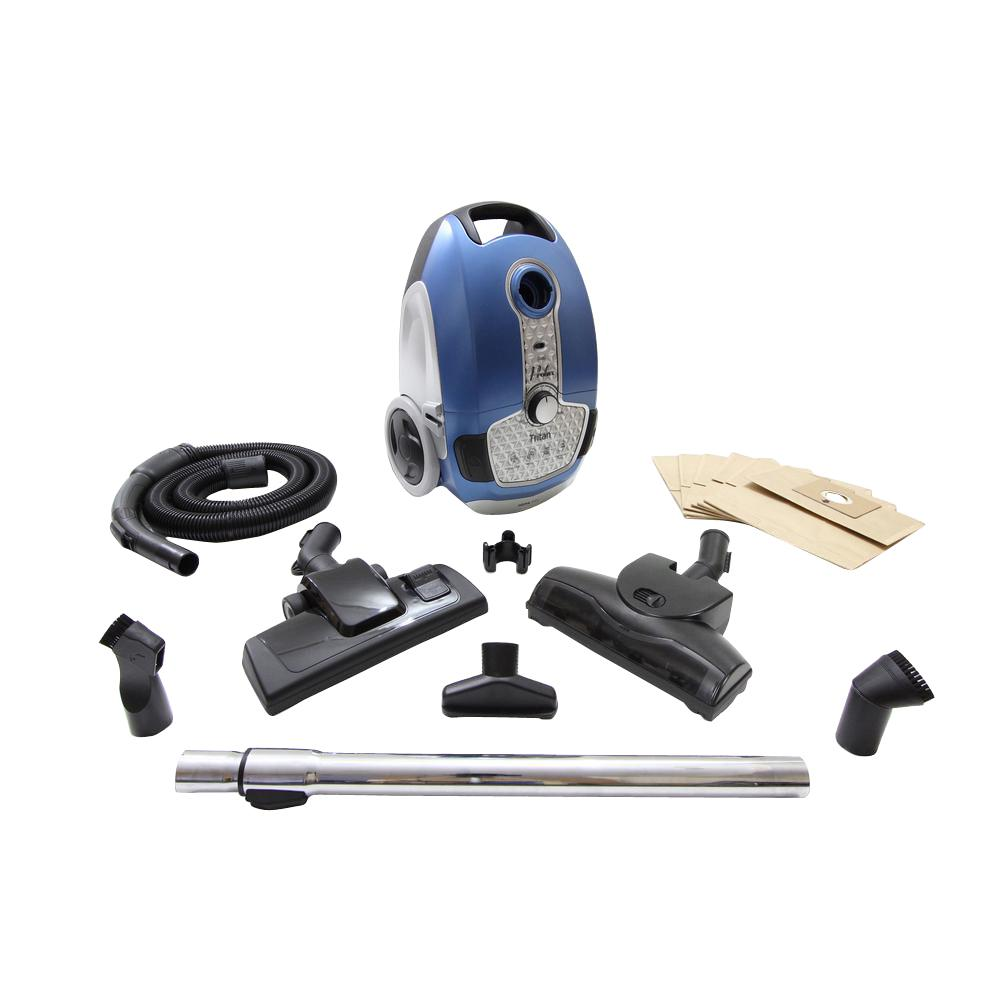 PROLUX Tritan Pet Turbo Canister Vacuum Cleaner Hepa Seal...
