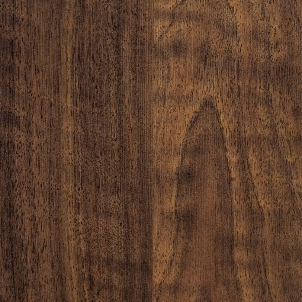 TrafficMASTER Spanish Bay Walnut 10 mm Thick x 7-9/16 in. Wide x 50-5/8 in. Length Laminate Flooring (21.30 sq. ft. / case)