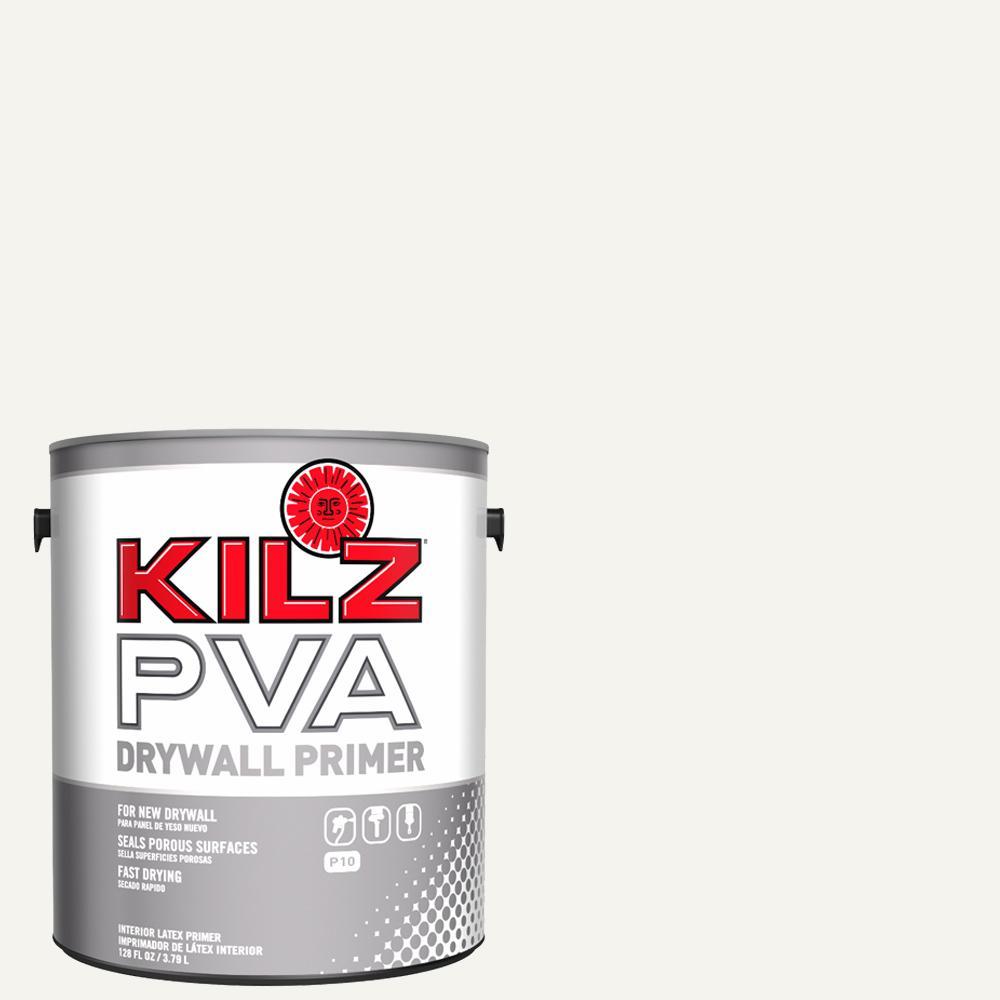 Kilz pva 1 gal white interior drywall primer px01001 - Kilz 5 gallon interior oil primer ...